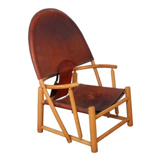 """""""Hoop"""" Lounge Chair by Piero Palange and Werther Toffoloni"""