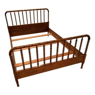 Vintage Jenny Lind Full Size Bed Frame