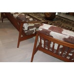 Image of Bodafors Sweden Folke Ohlsson Sofa & Chairs - Set of 3