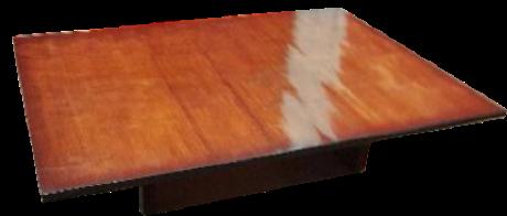 William Sonoma Nassau Coffee Table