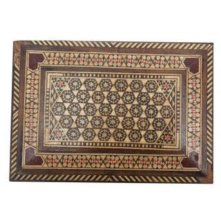 Syrian Mosaic Box