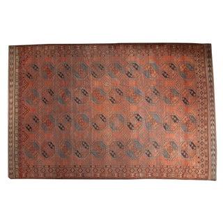"Vintage Afghani Carpet - 10'6"" x 15'8"""
