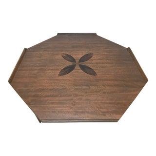 Mid-Century Hexagon Table