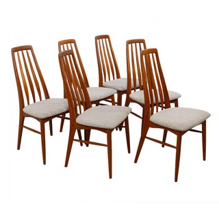 Koefoeds Hornslet Eva Dining Chairs - Set of 6