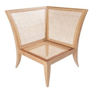 Donghia Georgica Collection Right Arm Section Chair