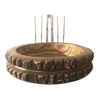 Wooden Nutcracker Set