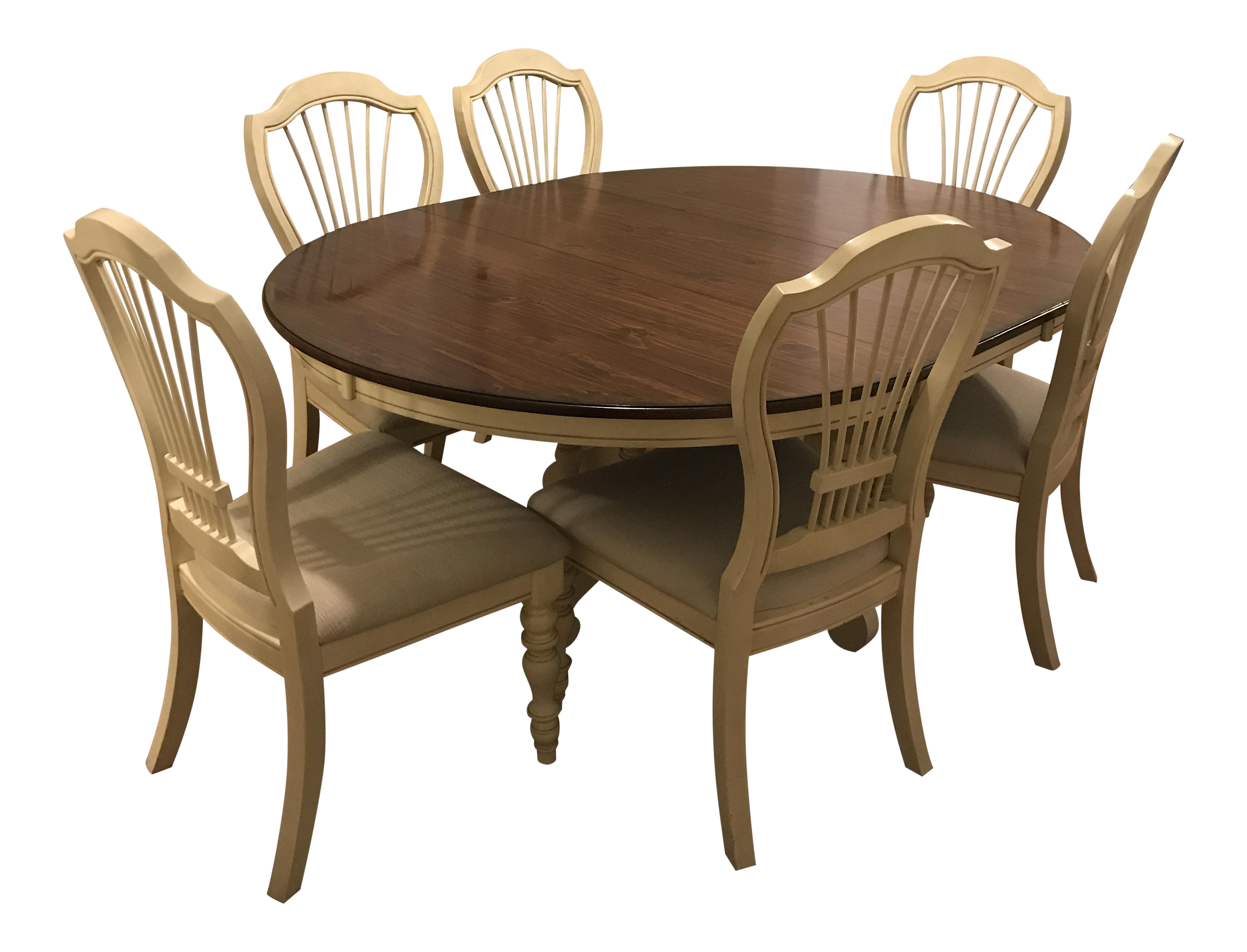 pine island dining table u0026 wheat back chairs