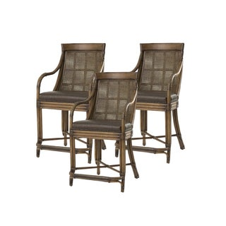 Biscayne Counter Stools - Set of Three