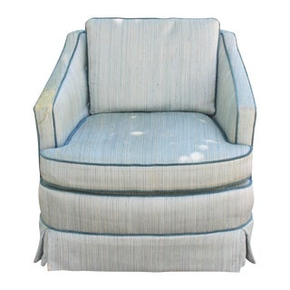 Sherrill Furniture Mid-Century Barrel Back Chair