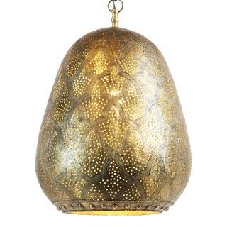 Brass Gum Drop Rivet Lantern