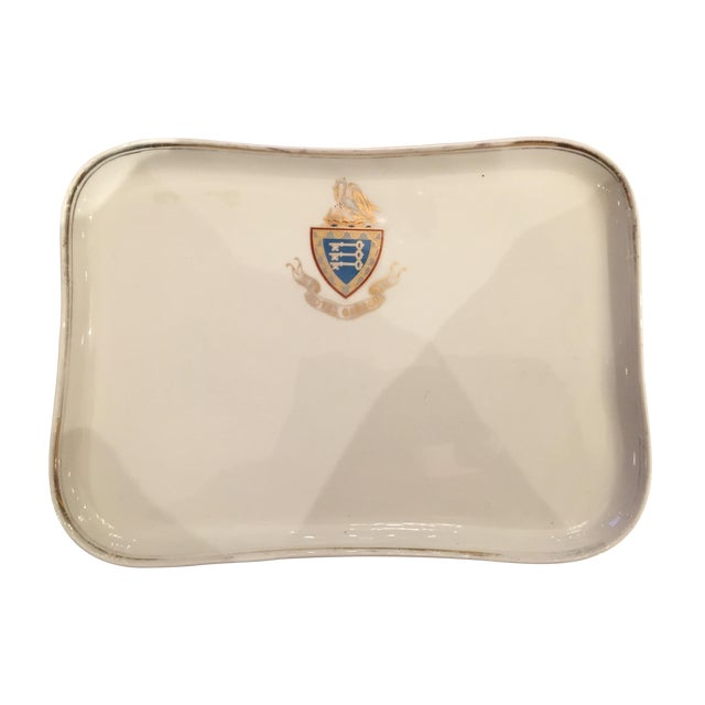 Hotel Gibson Antique Dresser Tray - Image 1 of 6