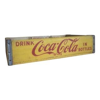 1967 Coca-Cola Crate