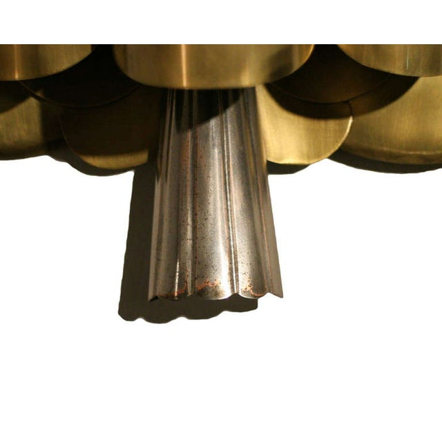 Image of Grand Hollywood Theater Leaf Sconce