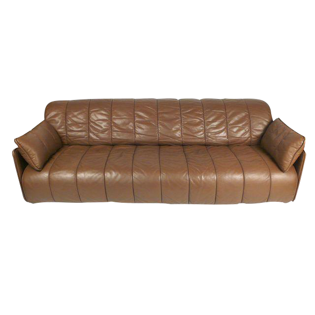 convertible sofa bed by de sede image 1 of 7