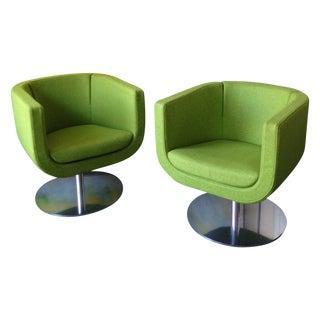 B&B Italia Tulip Chairs