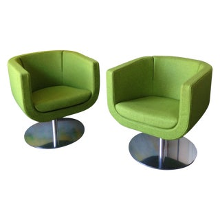 B&B Italia Tulip Chairs