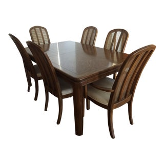 Drexel Heritage Passage Dining Table & Chairs