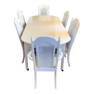 Antique Country Style Dining Set