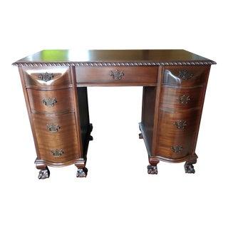 Solid Wood Antique Desk