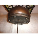 Image of Fantastic Bronze Signed Arts & Crafts Table Lamp