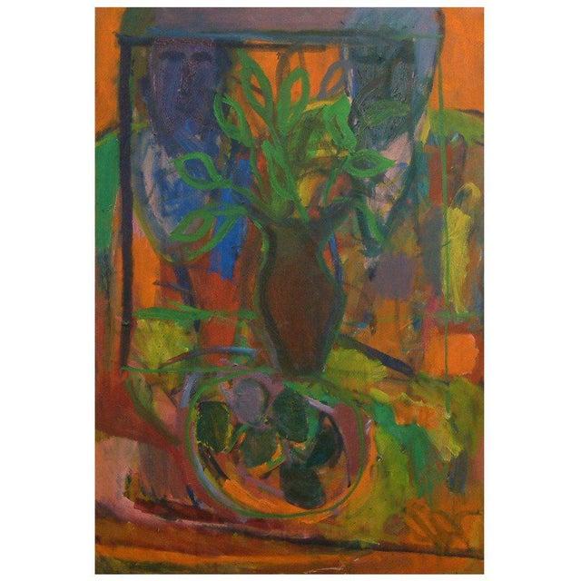 "David Alexick ""Still Life"" Oil on Canvas - Image 7 of 7"