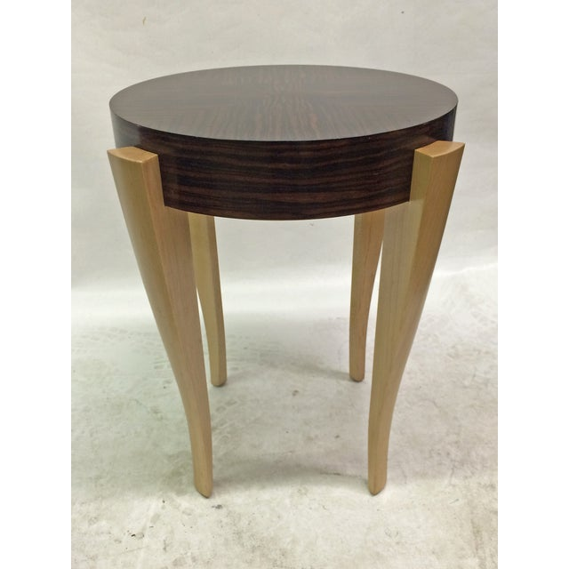 Gueridon Entry Table, Emile-Jacques Ruhlman Style - Image 2 of 3