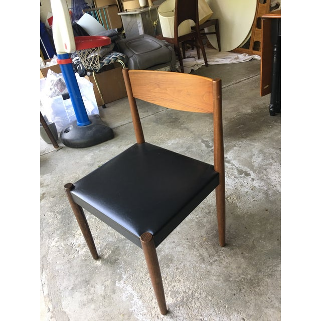 Danish Modern Side Chair - Image 3 of 5