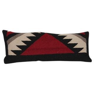 Pair of Navajo Indian Weaving Kidney Pillows