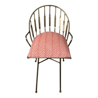 Child's Upholstered Arm Chair