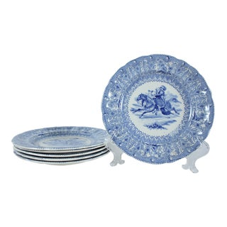 Rorstrand Dessert Plates Set Of 6