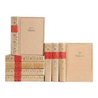 Champagne Classics Book Set, S/8