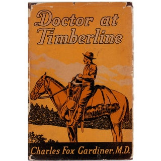 Doctor at Timberline Book