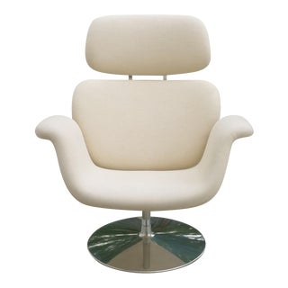 Pierre Paulin MidCentury-Modern Tulip Chair Lounger for Artifort