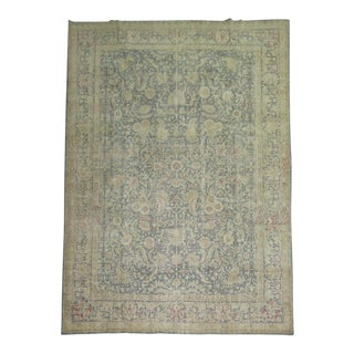 "Shabby Chic Turkish Rug - 8'3"" x 11'8"""