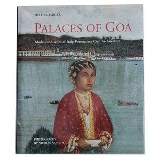 """Palaces of Goa"" Indo-Portuguese Architecture Book"