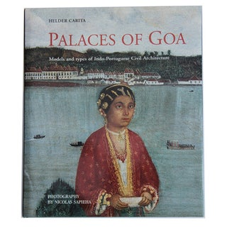 """Palaces of Goa"" Indo-Portuguese Architecture Book"
