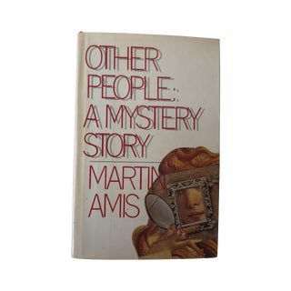 """Other People: A Mystery Story,"" by Martin Amis"