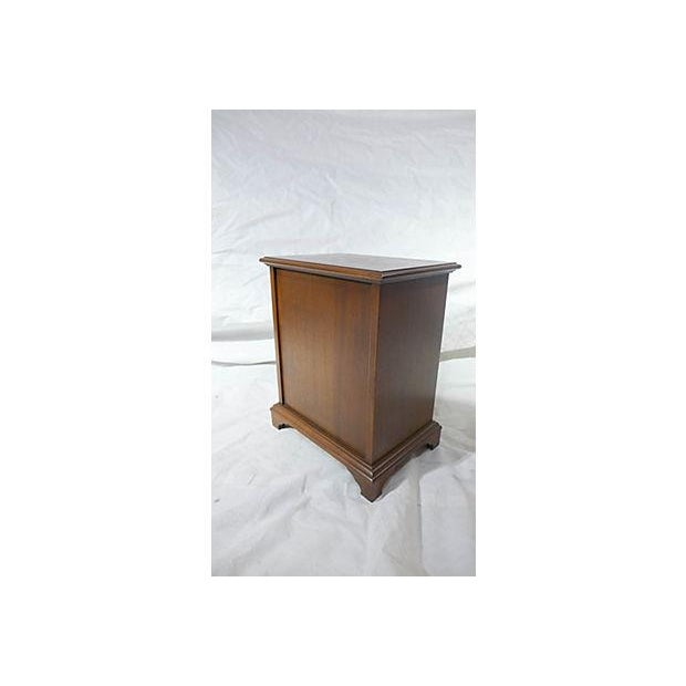 Diminutive Mahogany Dresser Box - Image 7 of 7