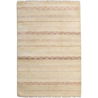 "Savannah, Hand Knotted Area Rug - 4' 0"" X 6' 0"""