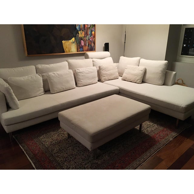 Bo Concept Istra Sectional Sofa - Image 7 of 7