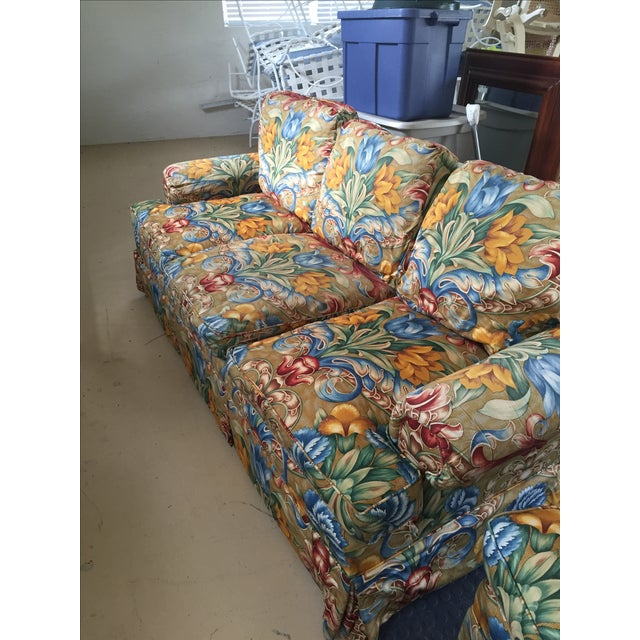 Image of Custom Upholstered Couch