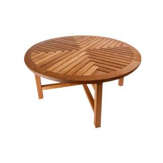 Sumatra Round Dining Table
