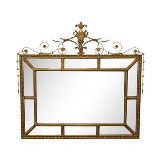 Gilt Frame French Louis XV Wall Mirror