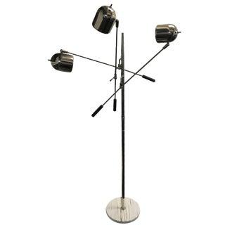 Arredoluce Triennale Three Light Floor Lamp