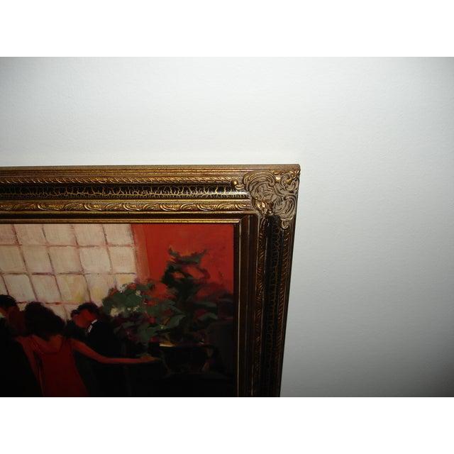 Original Signed Oil Painting - Paula Frizbe - Image 5 of 6