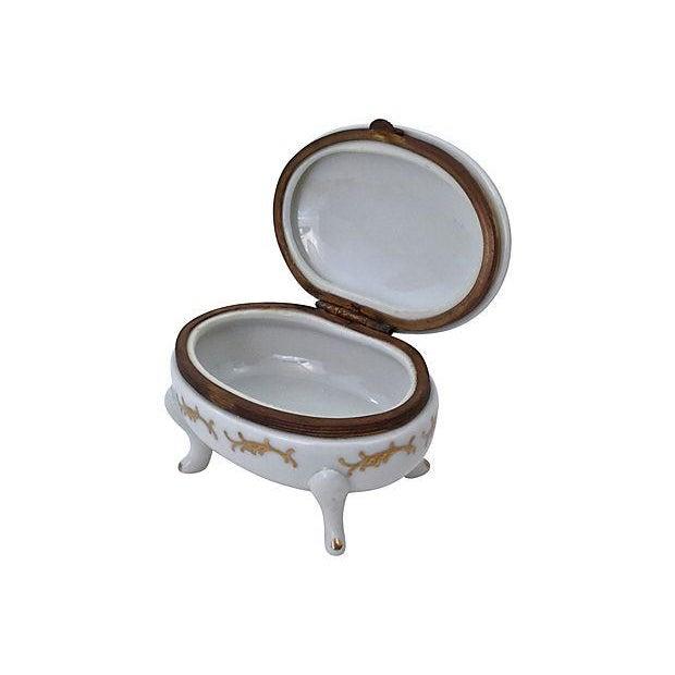 Image of Mid- Century Arnart Gilded Box