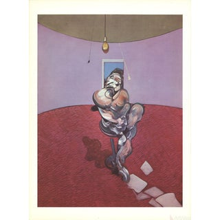 Francis Bacon 'Portrait of George Dyer Talking' Lithograph