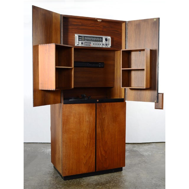 Richard Thompson Stereo Cabinet or Bar by Glenn of California - Image 6 of 11
