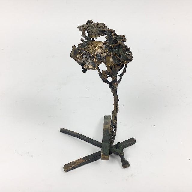 Ben Kupferman Bronze Abstract Sculpture - Image 2 of 5