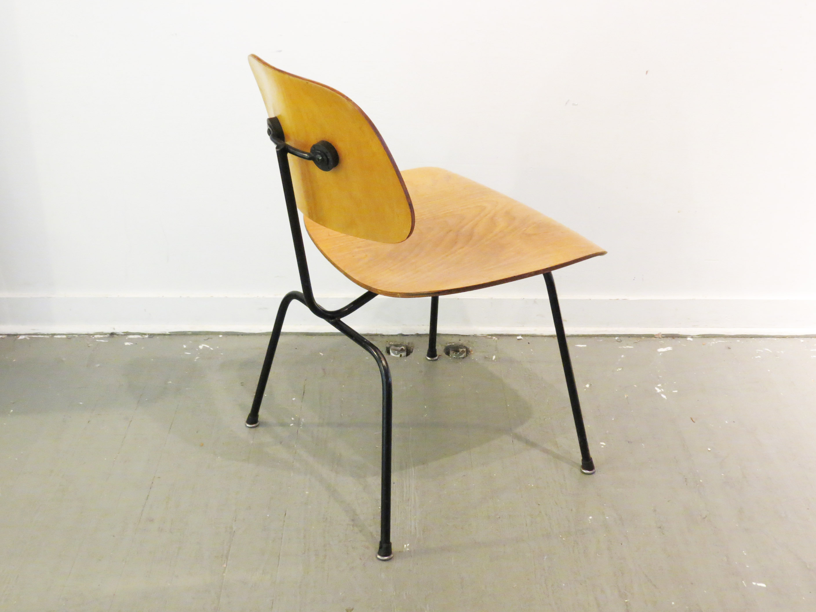 Vintage Eames Molded Plywood Dining Chair